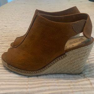 Shoes - Brash Wedge